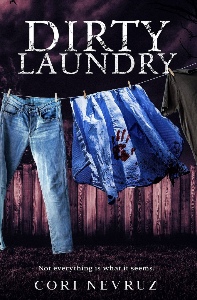 Dirty Laundry, Adult, Suspense, Novel